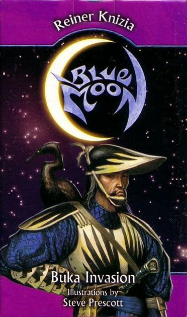 Blue Moon: Buka Invasion