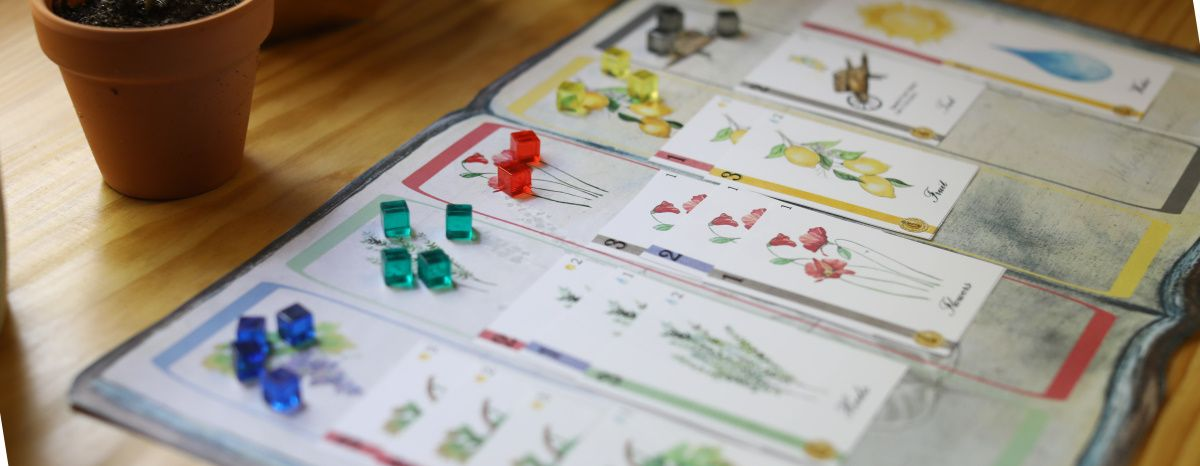 Botany the Print and Play