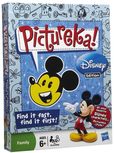 Pictureka: Disney Edition