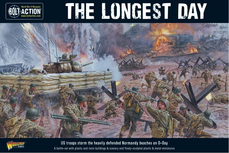 Bolt Action: The Longest Day