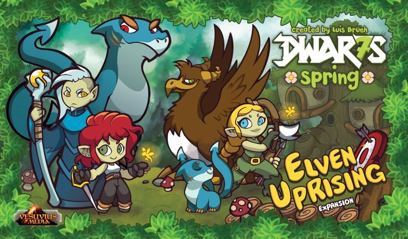 Dwar7s Spring: Elven Uprising