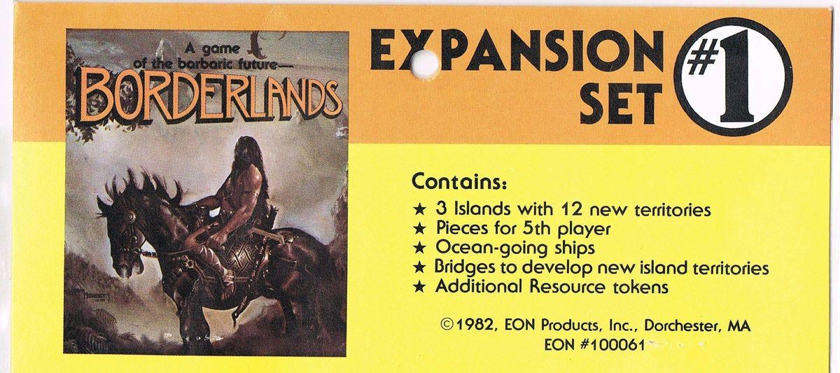 Borderlands Expansion Set #1