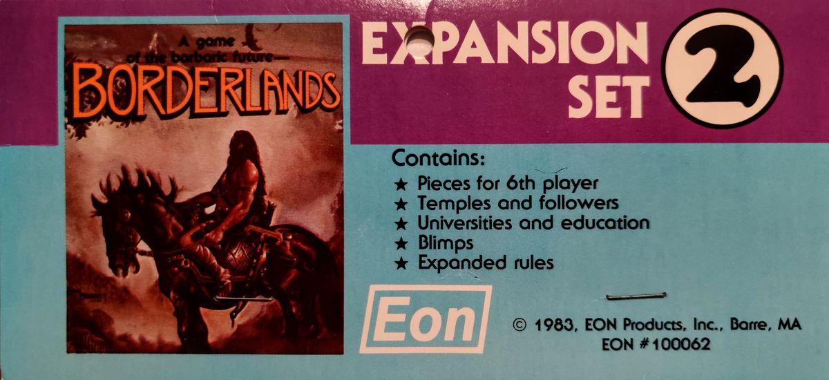 Borderlands Expansion Set #2
