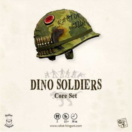 Dino Soldiers: Core Set
