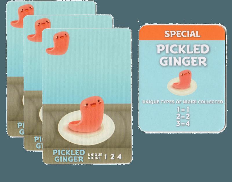 Sushi Go Party!: Pickled Ginger Promo