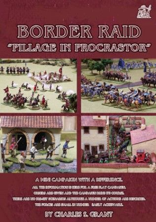 "Border Raid: ""Pillage in Procrastor"""