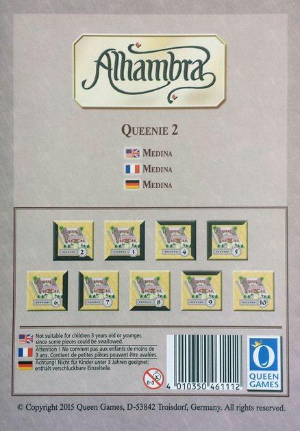 Alhambra: Queenie 2 – Medina