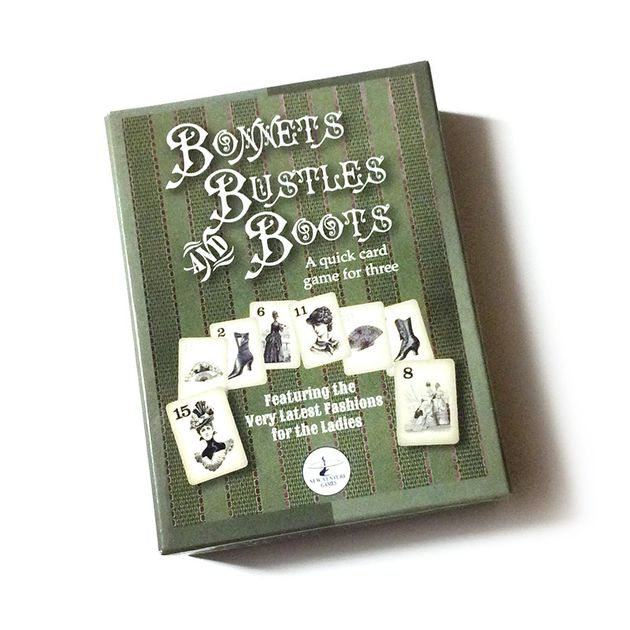 Bonnets, Bustles, and Boots