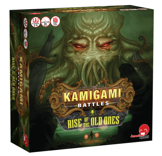 Kamigami Battles: Rise of the Old Ones