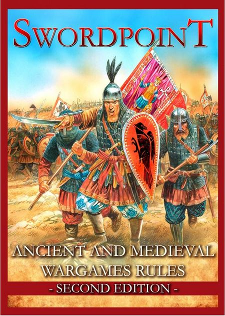 Swordpoint: Ancient and Medieval Wargames Rules – Second Edition