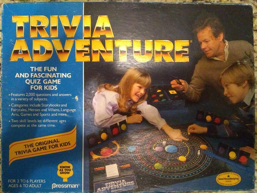 Trivia Adventure