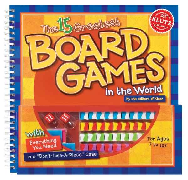 The 15 Greatest Board Games in the World