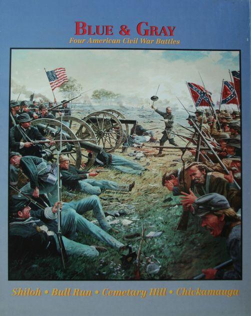 Blue & Gray: Four American Civil War Battles