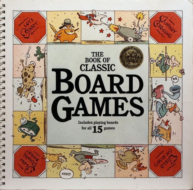 The Book of Classic Board Games