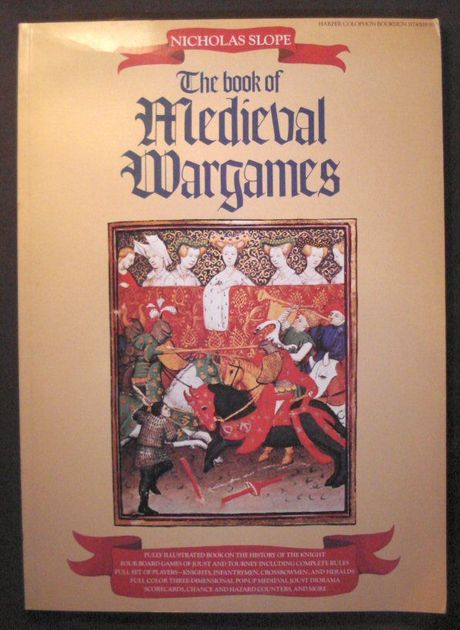 The Book of Medieval Wargames