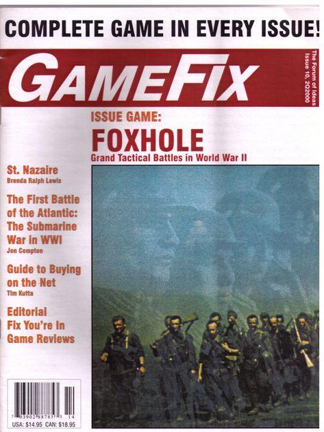 Foxhole: Grand Tactical Battles in World War II