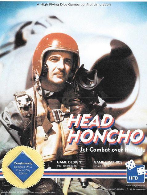 Head Honcho: Jet Combat Over the Yalu