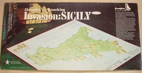 Invasion: Sicily – Alexander vs Kesselring
