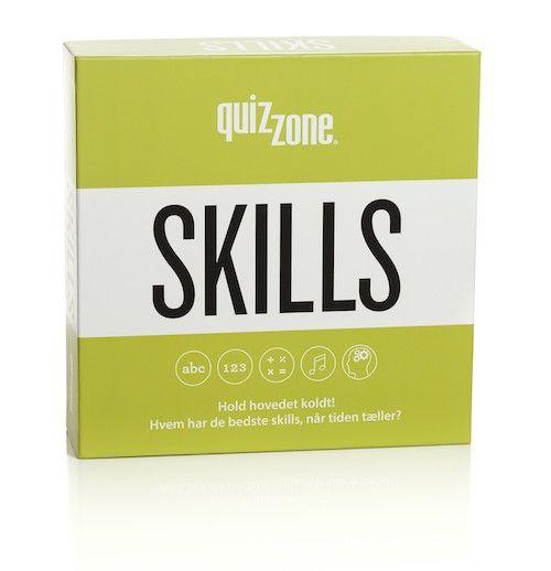 quizzone SKILLS