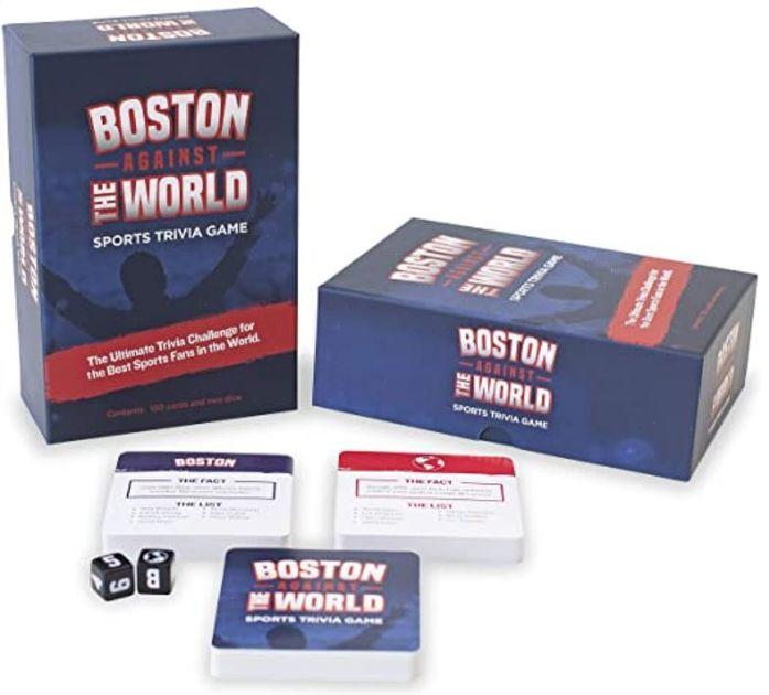Boston Against The World: Sports Trivia Game