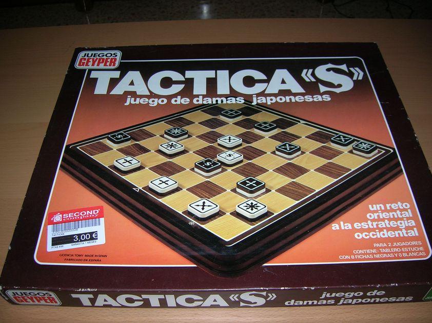"""Tactica """"S"""""""