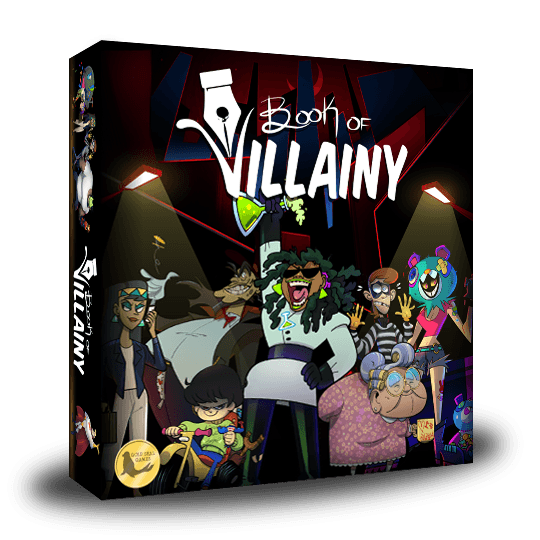 Book of Villainy