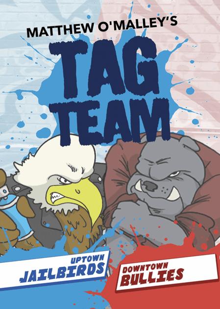 Tag Team: Uptown Jailbirds vs. Downtown Bullies