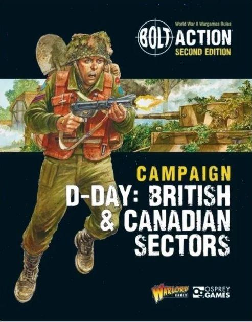 Bolt Action: Campaign – D-Day: British & Canadian Sectors