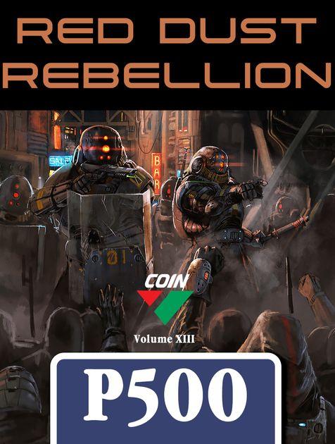Red Dust Rebellion