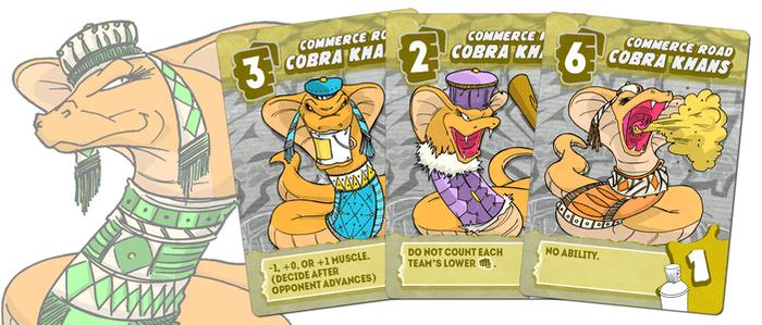 Tag Team: Commerce Road Cobra Khans