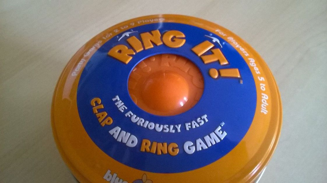 Ring it!
