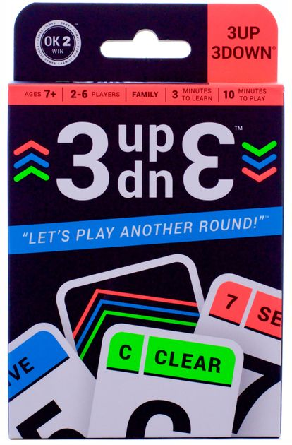 3UP 3DOWN