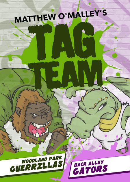 Tag Team: Woodland Park Gorillas vs. Back Alley Gators