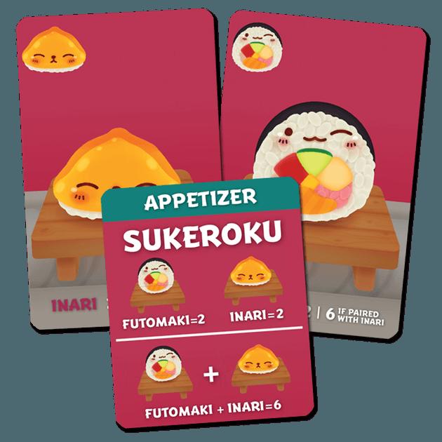 Sushi Go Party!: Sukeroku Promo