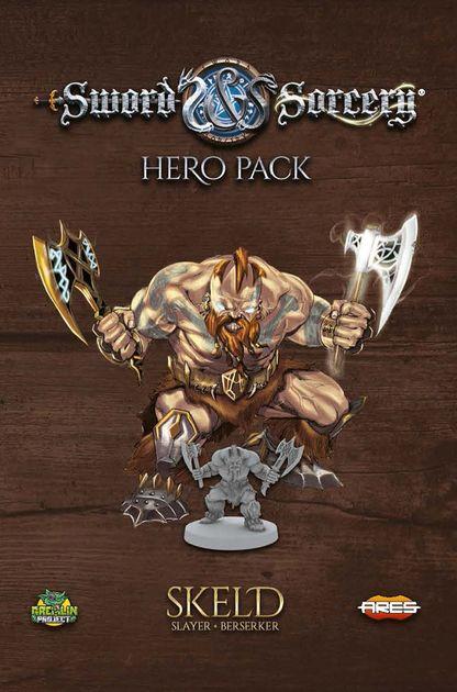 Sword & Sorcery: Hero Pack – Skeld Slayer/Berserker