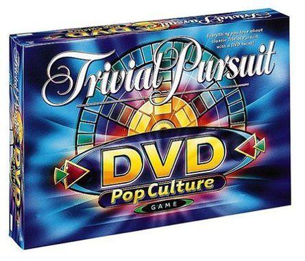 Trivial Pursuit: DVD Pop Culture Game