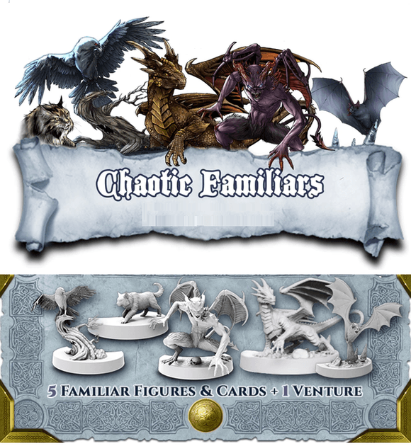 Sword & Sorcery: Ancient Chronicles – Chaotic Familiars