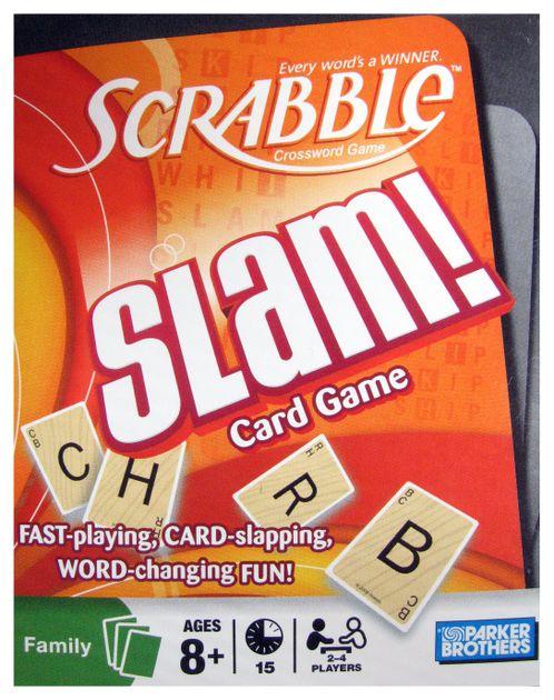 Scrabble Slam!