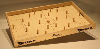 Kick it: Das Spiel