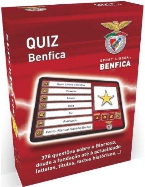 SuperTmatik Quiz Benfica