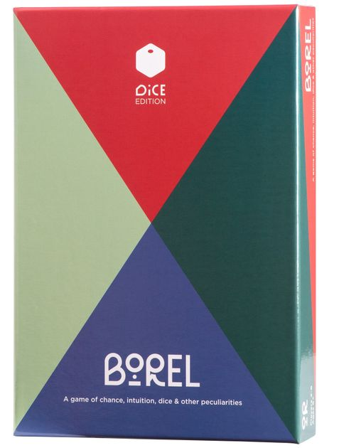 Borel Dice Edition