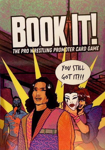 Book It! Expansion 2: You Still Got It!