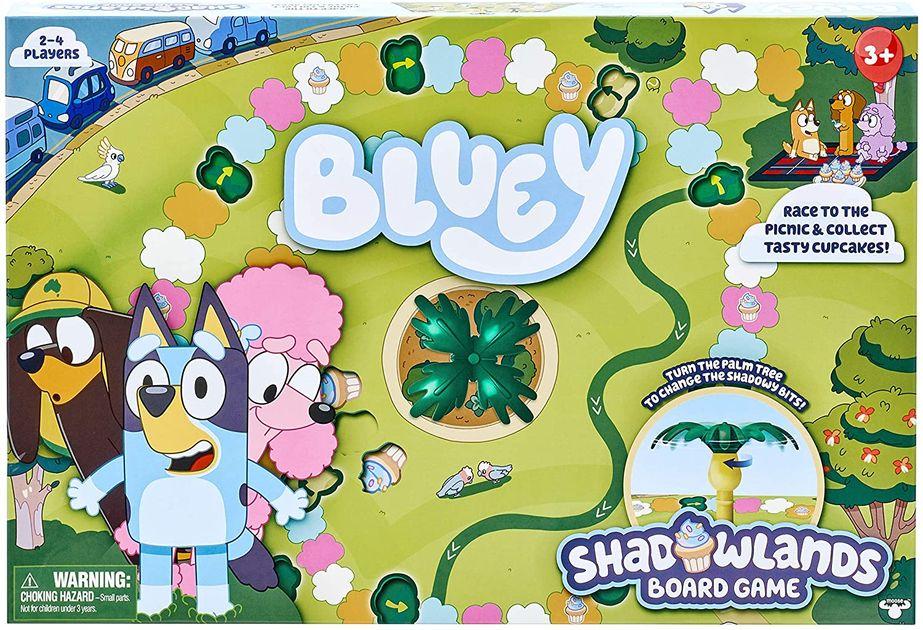Bluey: Shadowlands Board Game