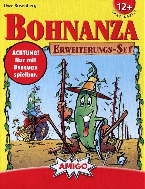 Bohnanza Erweiterungs-Set (Revised Edition)