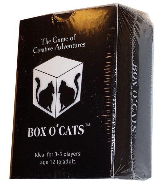 Box O'Cats