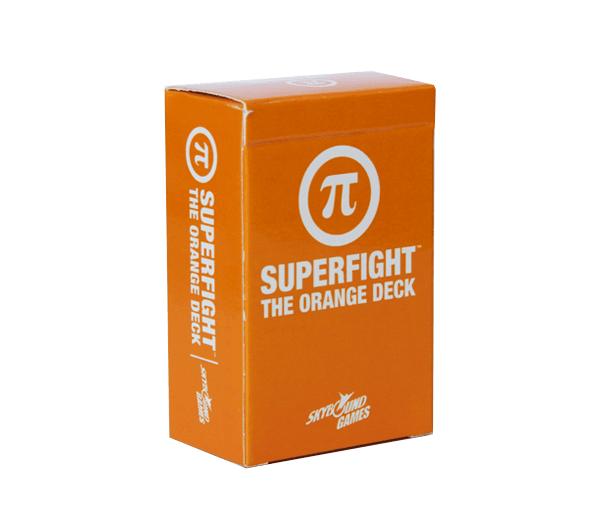 Superfight: The Orange Deck