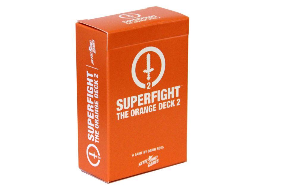 Superfight: The Orange Deck 2