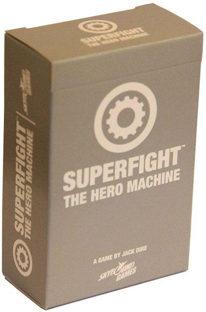 Superfight: The Hero Machine Deck