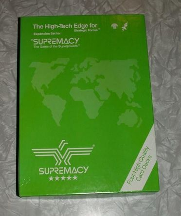 Supremacy: High-Tech Edge for Strategic Forces