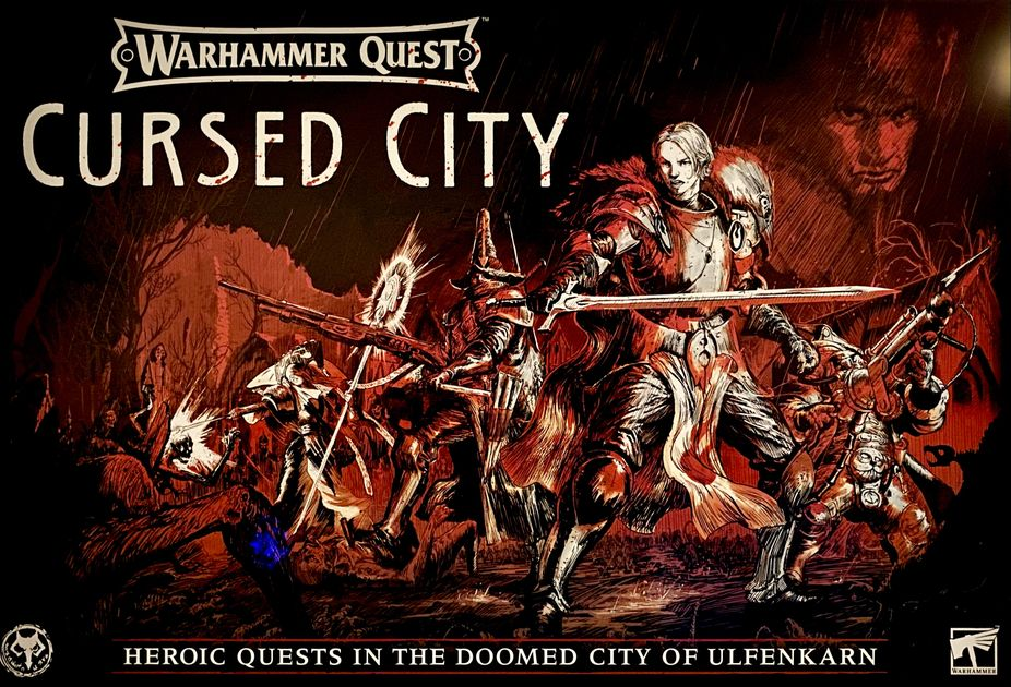 Warhammer Quest: Cursed City